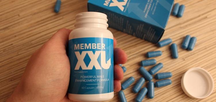 Member XXL pris